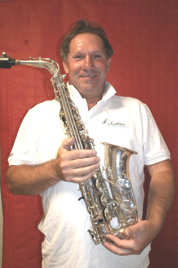 Alvaro saxophone tenor musicien fanfare la-boucalaise harmonie musique