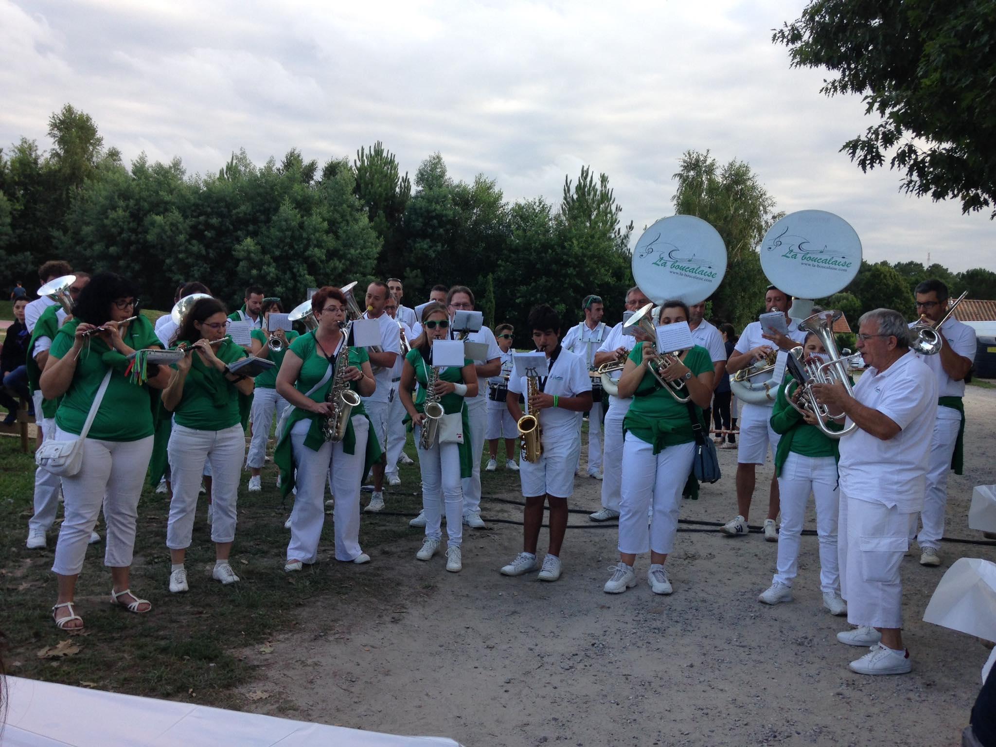 concert fanfare la-boucalaise harmonie musique bandas