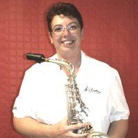 carine secretaire saxo alto musicienne fanfare la-boucalaise harmonie musique
