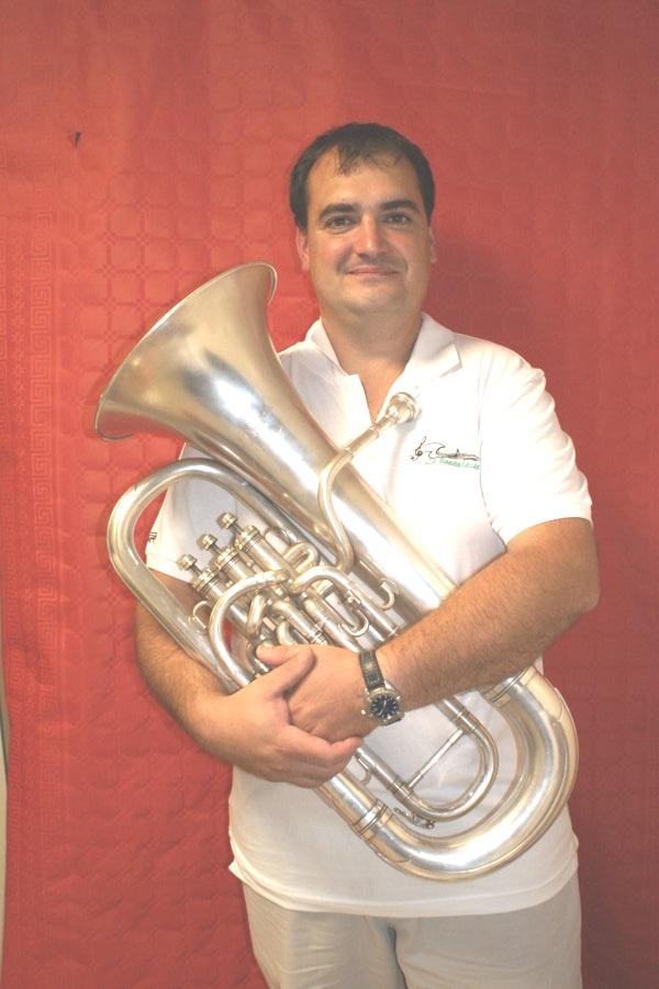 claude euphonium saxhorn baryton musicien fanfare la-boucalaise