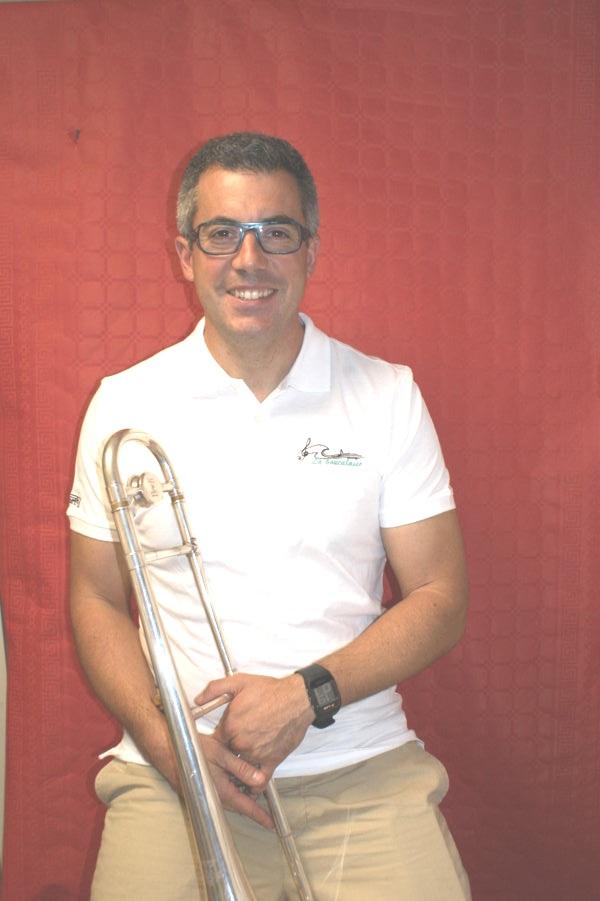 david trombone musicien fanfare la-boucalaise harmonie