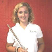 pauline flute piccolo musicienne fanfare la-boucalaise harmonie musique