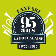 fanfare la-boucalaise 95 ans harmonie bandas musique